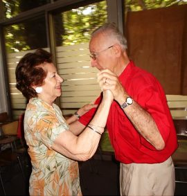 Taller de Baile para adulto mayor.